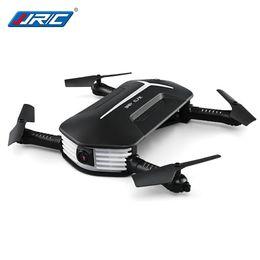 Original Jjrc H37 Rc Drones Mini Baby Elfie 4ch 6 ejes Gyro Dron Wifi plegable Rc Drone Quadcopter Hd Cámara G-sensor Helicóptero T190621 desde fabricantes
