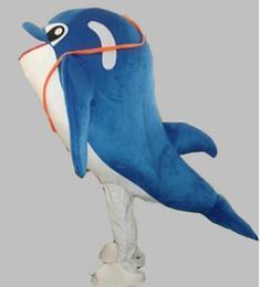 traje de animal de mar encantadora delfín traje de mascota disfraces de fiesta disfraces desde fabricantes