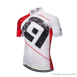 2017 Marka Erkekler Bisiklet jersey ALE Yaz hızlı kuru Spor Bisiklet Giyim Kısa Kollu Anti UV bisiklet Giyim gömlek Maillot Ciclismo supplier bicycle brand shirt nereden bisiklet marka gömlek tedarikçiler