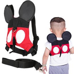 mochilas por atacado para crianças pequenas Desconto Leash criança Mochila para crianças Child Safety pulso | Leash criança | Leash bebê para andar 1.5M Segurança Dropshipping Atacado