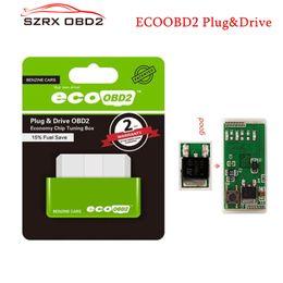 Chip ecológico on-line-Chip de carro Tuning Desempenho Caixa NitroOBD2 EcoOBD2 PlugDriver Interface OBD2 NITRO OBD2 ECO Frete Grátis
