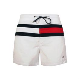 Canada Europe Mode SummerSwimwear Splicing Beach Pants Short de surf pour homme en short de surf pour homme Short de sport homme supplier mens nylon swim trunks Offre