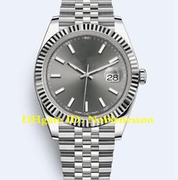 20 цвет 2019 стиль мужские часы 41 мм президент Datejust 126333 126300 126334 126301 126333 116334 126331 Азия 2813 Механизм автоматические часы от