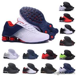 nike Tn plus shox 809 Commercio all ingrosso nuovo Shox Deliver scarpe da corsa per gli uomini donne di marca FORNIRE OZ NZ marca atletici delle