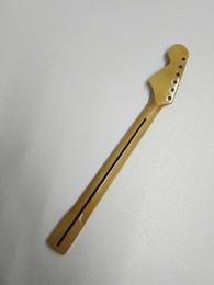 2019 pescoço de guitarra para pára-lamas Pescoço grande da guitarra elétrica, parte traseira ajustável original de uma peça do pescoço, p6