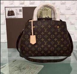 2019 bolsas de grife grátis Lv gucci M41055 Famoso designer de marca de luxo bolsa das senhoras ombro diagonal saco cross-body moda senhoras bolsa de sexo design de couro bolsas de grife grátis barato
