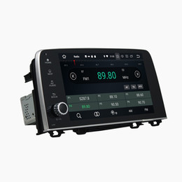 "Honda crv gps online-Octa Core 1 din 9 ""Android 8.0 Reproductor de DVD del coche para Honda CRV CR-V 2017 Radio RDS GPS del coche Audio WIFI Bluetooth USB DVR 4GB RAM 32GB ROM"