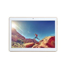 2019 android tablet pc branco 10.1 'tablet PC tablet Android Quad-core suporte WCDMA Bluetooth GPS 10.1 Polegada 3G Dual Card Dual SIM cartão branco android tablet pc branco barato