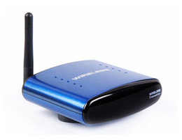 Transmissores de áudio e vídeo sem fio on-line-Novo 5.8GHz Sem Fio AV Audio Video Transmissor Remetente Receptor 200M PAT630