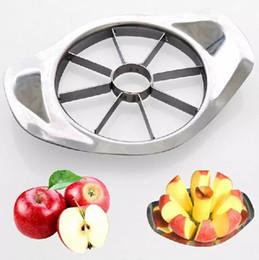 Canada Gros En Acier Inoxydable Apple Slicer Fruits Légumes Outils Accessoires De Cuisine Fruit Couteau À Découper Mignon Gadgets De Cuisine Offre