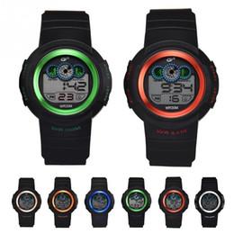 6f29c87501f relógios de mergulho Desconto Nova Moda Homens Relógio Único Casual Ao Ar  Livre Digital Caminhadas Estudante