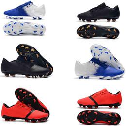 Calcio scarpe prezzi online-2019 Uomo Scarpe da calcio Phantom Vnm Tacchetti Calcio Copa 70y 19,1 nel calcio stivali Low Price formato all'ingrosso: 38-46