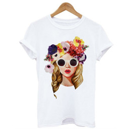 a4a9d5112f80 Distribuidores de descuento Camiseta De Las Flores 3d De Las ...