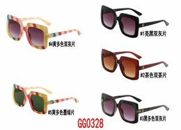 gafas de moda coreana Rebajas Accesorios de moda Gafas de sol polarizadas dama anti-uv I gafas de sol de moda coreana 2019 cara redonda web celebridad gafas decoloradas