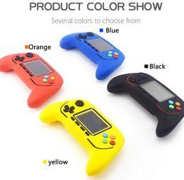 игровые приставки hd Скидка 16-битный игровой плеер Bluetooth 2.4G Online Combat HD Rocker Palm Eyecare Консоль может хранить 788 игр для детей