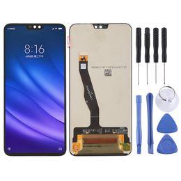 оптовые телефоны для повышения Скидка Высокое качество ЖК-экран и дигитайзер полная сборка ЖК-замена стекла для Huawei Honor 8X