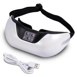 lunettes bleues pas cher Promotion Instrument de soins des yeux 3D intelligent Instrument de formation pour la récupération de la vision de la vue de la vue en œil vert Thérapie magnétique à impulsions de vision augmentée