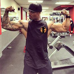 9cc89a282d38b7 funny fitness tanks 2019 - Summer Fitness Clothes Funny Dragon Ball Z Tank  Top Men Goku
