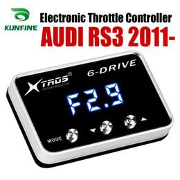 Acelerador eletrônico on-line-Carro eletrônico do acelerador controlador Corrida Accelerator impulsionador potente para AUDI RS3 2011 2012 2013 2014 2015 2016 2017 Ajuste peças acessórias