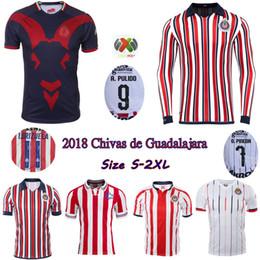 96206b206 2019 chivas 110 jersey COPA MUNDIAL DEL CLUB 2018 Camisetas de Chivas de  Guadalajara 18 19