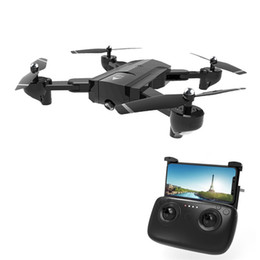 quadcopter gps fpv Promo Codes - SG900-S SG900S GPS WiFi FPV 1080P HD Camera 10mins Flight Time Foldable RC Drone Quadcopter RTF 2019 New Arrival Hot sales