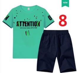 2020 modelos de camiseta de los niños Marca de ropa para niños verano nueva camiseta para niños de algodón de gama alta comodidad modelos de explosión ronda ropa para niños L8 rebajas modelos de camiseta de los niños