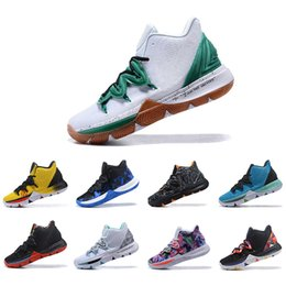 4bfb03a5151 New Style Irving Limited 5 Men Basketball Shoes 5s Black Magic for Kyrie  Chaussures Mens Trainers Designer Sports Sneakers Size 40-46 tennis irving  on sale