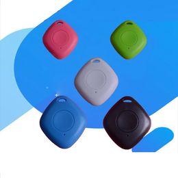 ALK 10 шт. Беспроводной Bluetooth Tracer 4.0 GPS-локатор будильник мини-тег для анти-потерянный Anti-Theft Pet Cat Dog Tracker Смарт-iPhone от Поставщики карты камер