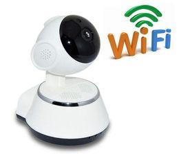 Nueva cámara de seguridad IP para el hogar Cámara WiFi inalámbrica Vigilancia 720P Visión nocturna CCTV Monitor de bebé DT-C8815 desde fabricantes