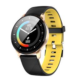 Assiste telefone on-line-Y16 bluetooth smartwatch android samsung smart watchs inteligente relógio do telefone portátil pode gravar o estado do sono assistir para o sistema android