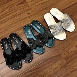 2019 chaussures d'été europe Grossiste Herrrrmes Europe Marque Mode mens sandales causales non-slip été pantoufles huaraches tongs pantoufle MEILLEURE QUALITÉ DE CHAUSSURES chaussures d'été europe pas cher