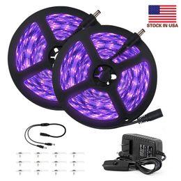 33ft UV Siyah Işık Şeridi 12 V Esnek Birim ile 600 Birimi Uv lamba Boncuk 10 M LED Siyah Işık Şerit Düğün Işık nereden