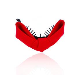 2019 stili di nodo legato 1 pz accessori moda per capelli donna cravatte in tessuto solido clip per capelli a banana titolare coda di cavallo stile coreano nodo fiocco dolce sconti stili di nodo legato