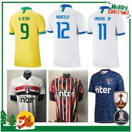 6544c3ca13 2019 camisa de brasil 2019 Brasil São Paulo camisas de futebol de qualidade  em casa camisetas