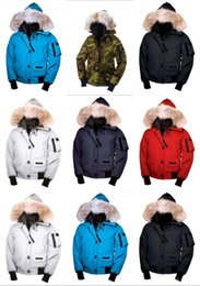 2019 donne camouflage giacca giù Top guse Piumino invernale Piumino con cappuccio fantasia camouflage Cina Canada us mens donna cerniere caldo piumino cappotti outdoor di alta qualità donne camouflage giacca giù economici