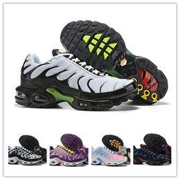 low priced a7ef0 17b0a nike air max Mercurial Tn Plus Chaussures De Course Chaussures Femme Tn  Designer Sneakers Kpu En Cuir Femme Sport Baskets Chaussure En Maille 36-40  ...
