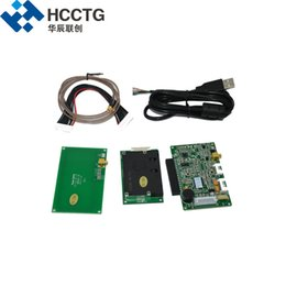 módulo leitor rfid Desconto Eembedded 3 em 1 Magnetic inteligente Chip IC cartão NFC RFID Módulo Reader com PSAM HCC-T10-DC