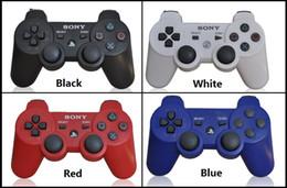 Pour Sony Playstation 3 2.4 GHz Sans Fil Bluetooth Gamepad Joystick Pour PS3 Contrôleur Contrôles Jeu Gamepad New Hot 4 Couleurs dhl ? partir de fabricateur