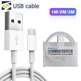 2019 usines lg 3 ft 100cm qualité Foxconn usine puce Chargeur de données Câble USB câble adaptateur micro usb type-c câble Pour Samsung LG tout téléphone usines lg pas cher