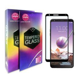 2019 3d-приложения для huawei Для LG K40 Stylo 5 Aristo 3 Moto G7 питания Полного покрытия закаленного стекла 3D-экран протектора для Samsung A10E A20 Coolpad унаследованной MetroPCS