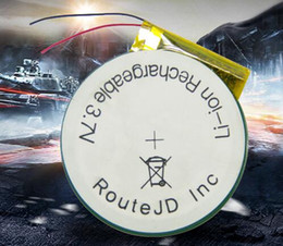 3.7v литий-ионный аккумулятор aa Скидка Бегущие Часы Аккумуляторная 3.7 В 200 мАч Литий-Ионный Аккумулятор Для Garmin Бегущие Часы GPS Умные часы навигатор 30 * 3.2 мм