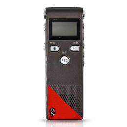 reproductor de litio mp3 Rebajas Mini grabadora de voz digital portátil AGC MP3 USB 3.0 Player 550ma Ruido Batería de litio Reducción Grabadora de sonido