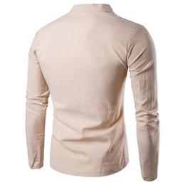 loja das camisas da forma t Desconto 1 Pcs Homens T-shirt Top Tee Manga Longa V Neck Moda Casual para o Outono Inverno NYZ Loja