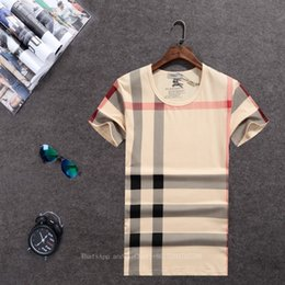 Magliette personalizzate di stampa online-camicie per uomo nuovo modello Xia Blank girocollo manica corta Pity tinta unita uomo bianco rendering indumento sfoderato stampa personalizzata