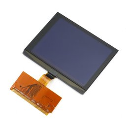 audi a6 lcd Rabatt newutomobile Auto VDO Glas LCD CLUSTER Bildschirm mit Flex-Anschluss und Display-Treiber für Audi A3 / A4 / A6 newAutomobile