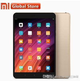tabletas baratas al por mayor Rebajas Venta al por mayor Original xiaomi mipad 3 Tablet PC 4GB RAM 64GB ROM mi pad 3 IMediaTek MT8176 tabletas Quad Core 13MP portátil 7.9 pulgadas tableta android