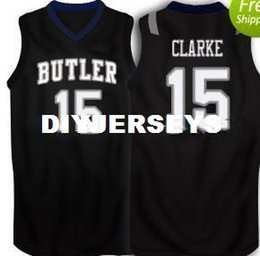 e6c29395f Cheap  15 Rotnei Clarke Butler Bulldogs Basketball Jersey College Top Stitched  Jerseys Shirt Custom any Number