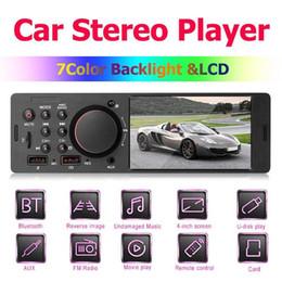 televisores do painel do carro Desconto Nova Bluetooth Mãos Livres Imagem Reversa FM Car MP5 Player New Fashion Handsfree Car MP5 Player carro