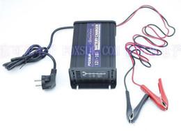 Argentina Cargador de batería de coche de 12V, cargador de batería de plomo ácido de 12V para SLA, AGM, GEL, modo de carga 7 etapas Suministro