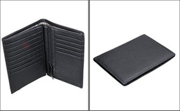 cartes glissières Promotion Le sac anti-vol pour hommes de style chaud 2019 peut être mis dans ce sac multi-fonctions pour carte d'identité